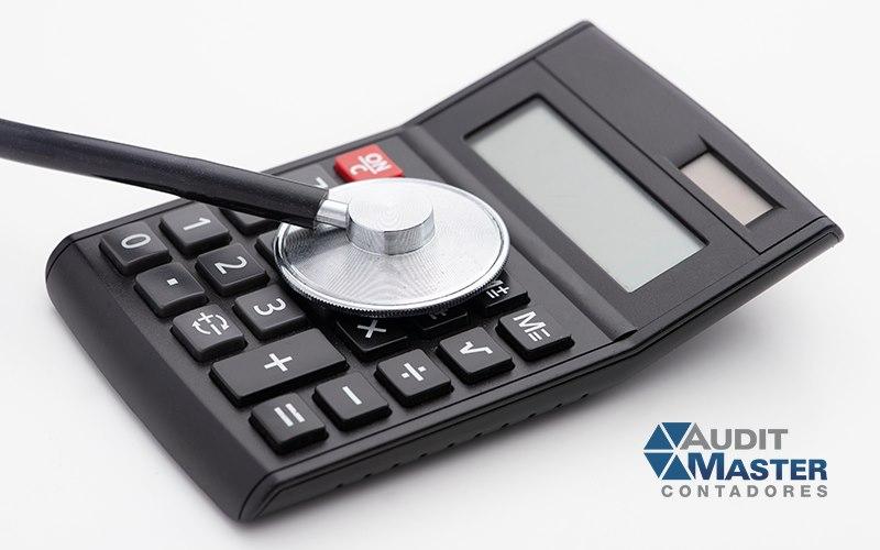 Retenção de impostos - Como é feita para prestação de serviços médicos?