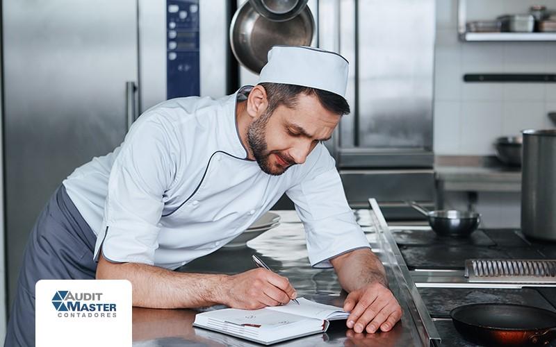 Inventário de estoque - Como fazer o do seu restaurante?