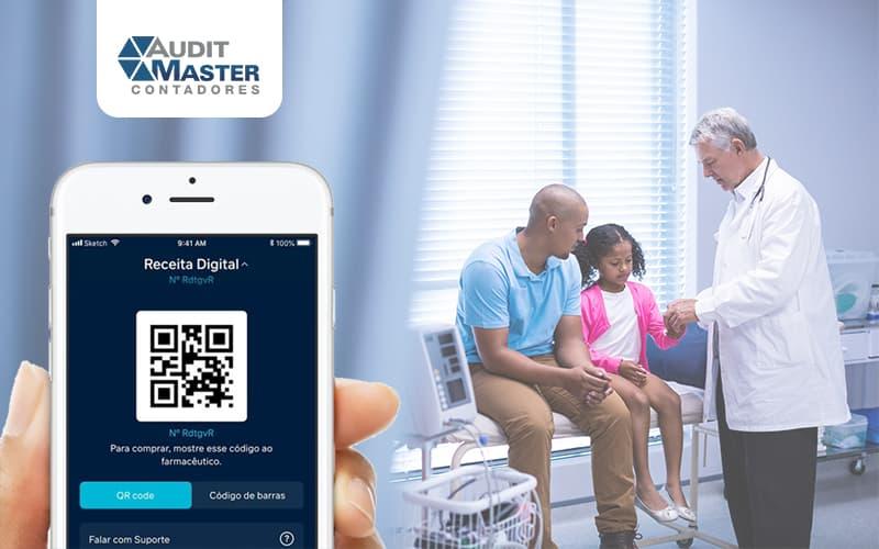 Receita Digital: O que é e como utilizar?