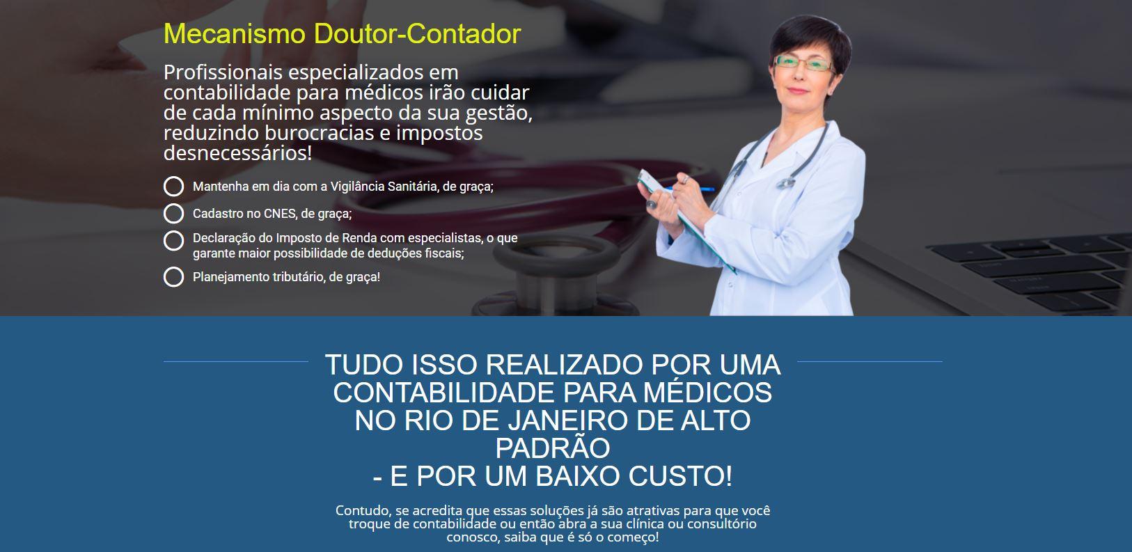Mecanismo Doutor Contador - Contabilidade no Rio de Janeiro - Audit Master Contadores