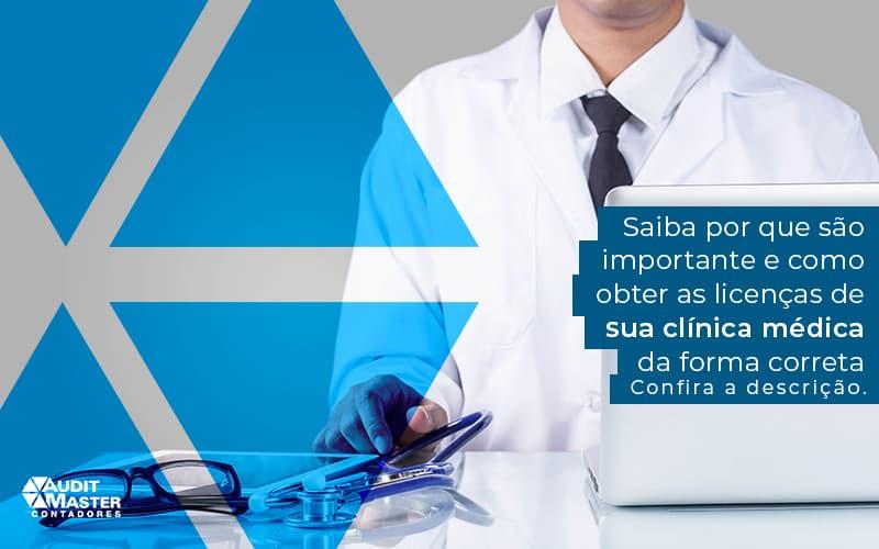 Licenças: por que são importantes e como obtê-las em sua clínica?