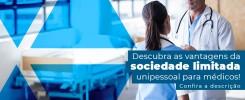 Descubra As Vantagens Da Sociedade Limitada Unipessoal Para Medicos Post - Contabilidade no Rio de Janeiro - Audit Master Contadores