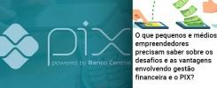 O Que Pequenos E Medios Empreendedores Precisam Saber Sobre Os Desafios E As Vantagens Envolvendo Gestao Financeira E O Pix  - Contabilidade no Rio de Janeiro - Audit Master Contadores