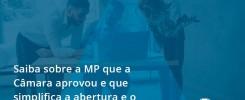Saiba Mais Sobre A Mp Que A Câmara Aprovou E Que Simplifica A Abertura E O Funcionamento De Empresas Auditmaster - Contabilidade no Rio de Janeiro - Audit Master Contadores