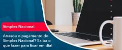 Atrasou O Pagamento Do Simples Nacional Saiba O Que Fazer Para Ficar Em Dia 1 - Contabilidade no Rio de Janeiro - Audit Master Contadores