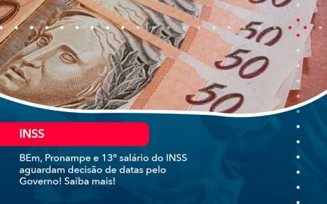 Bem Pronampe E 13 Salario Do Inss Aguardam Decisao De Datas Pelo Governo Saiba Mais 1 - Contabilidade no Rio de Janeiro - Audit Master Contadores