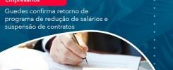 Reducao De Salarios E Suspensao De Contratos Podem Voltar Saiba O Que Disse Guedes Sobre Isso 1 - Contabilidade no Rio de Janeiro - Audit Master Contadores