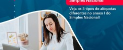 Veja Os 5 Tipos De Aliquotas Diferentes No Anexo I Do Simples Nacional 1 - Contabilidade no Rio de Janeiro - Audit Master Contadores